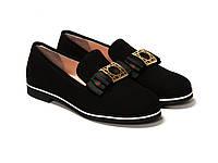 Молодежные туфли Etor