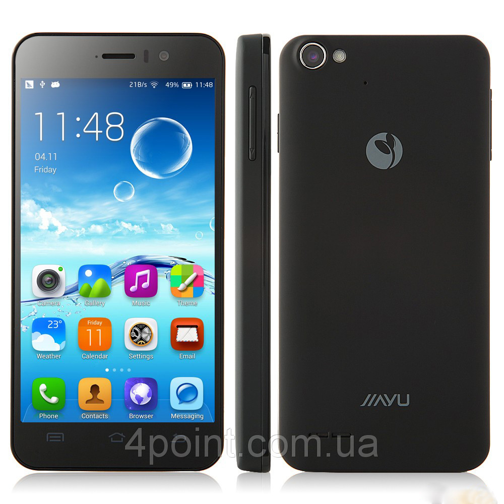 Jiayu f1 wcdma 3g in stock mtk6572 cual core phone 512mb ram 4gb rom 5mp 4 800*480 tft 2400mah