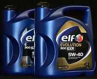 Масло моторное ELF Evolution 900 sxr 5w40