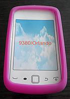 Чехол (силиконовая накладка) для телефона BlackBerry 9380/ORLANDO