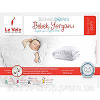 Одеяло в детскую кроватку от Le Vele