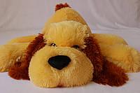 Мягкая игрушка - собачка лежачая маленькая