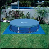 Тент-накидка для каркасных бассейнов Intex 58406, 305 см