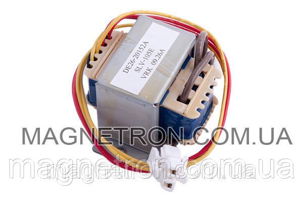 Трансформатор дежурного режима для микроволновки SLV-105E 17V_3V Samsung DE26-20152A, фото 2