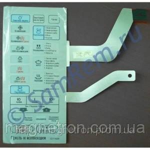 Сенсорная панель управления  Samsung CE1160R-S DE34-00184F, фото 2