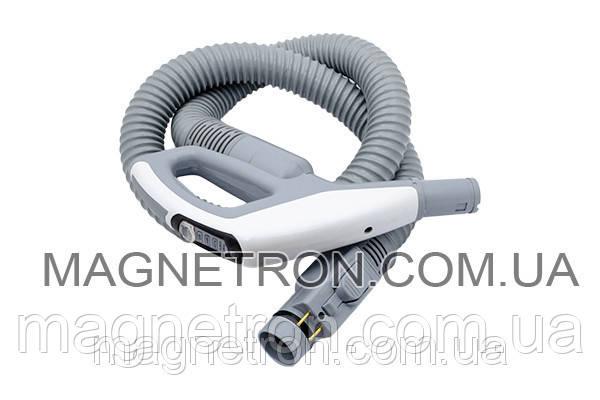 Шланг для пылесоса AEM72910002 на управлении (белый) original, фото 2