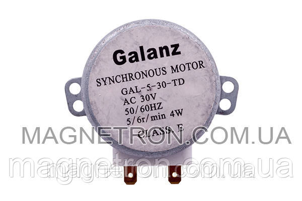 Двигатель ( мотор) GAL-5-30-TD, фото 2