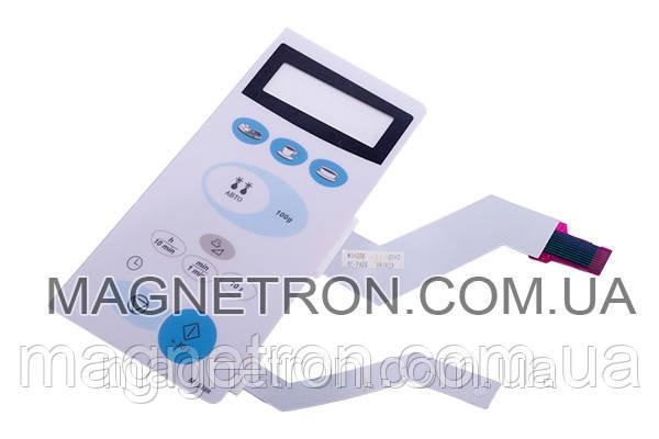 Сенсорная панель управления для СВЧ печи Samsung M1638R DE34-00008S, фото 2