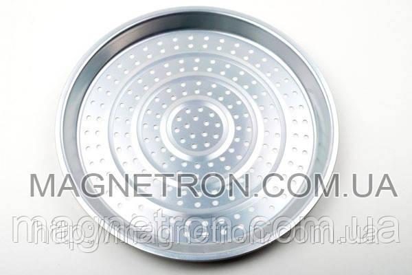 Тарелка металлическая перфорированная для аэрогриля, фото 2