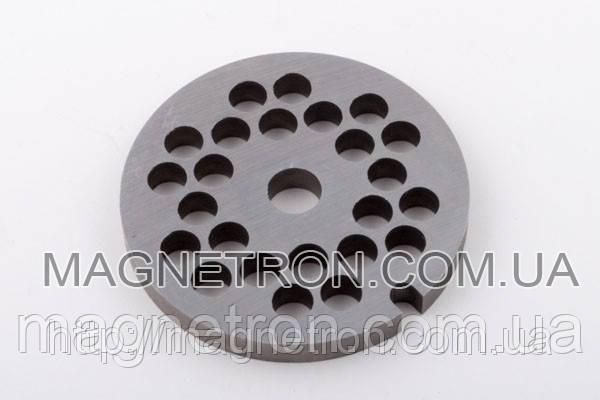 Решетка (сито) для мясорубки Kenwood 6мм KW707127 d-6mm, фото 2