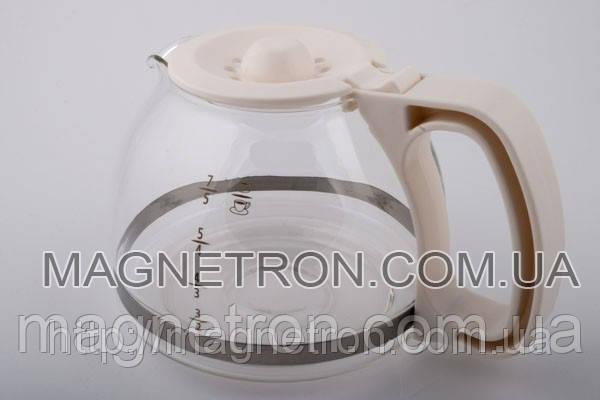 Колба + крышка для кофеварки Moulinex A15B01 SS-201203