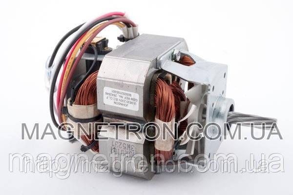Двигатель (мотор) для мясорубки Moulinex SS-989478, фото 2
