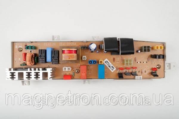 Модуль стиральной машины Samsung MFS-P1003J-03, фото 2