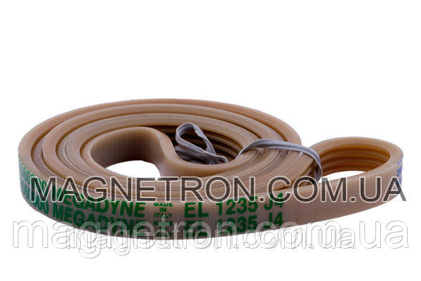 Ремень для стиральных машин 1235 J4 651009054, фото 2