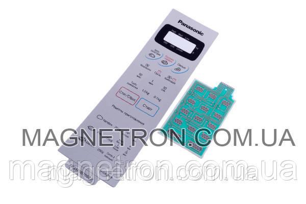Сенсорная панель управления для СВЧ печи Panasonic NN-GX36MF F630Y6B70SZP, фото 2