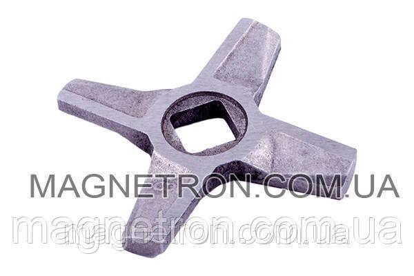 Нож двухсторонний для мясорубки Zelmer NR8 86.3109 ZMMA128X 632543, фото 2