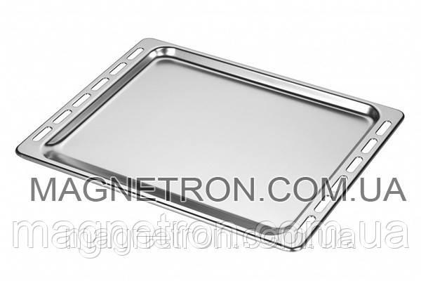 Алюминиевый противень для духовки Whirlpool 445x375x16mm 481241838127, фото 2
