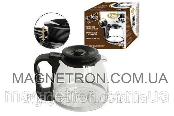 Универсальная колба для кофеварки на 9/15 чашек Wpro 484000000319, фото 2
