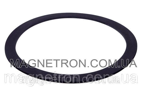 Уплотнительное кольцо крышки чаши блендера для кух. комбайна Braun 67000497, фото 2