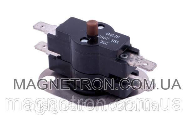 Термостат для бойлера 90°С 250V 16A Gorenje 482993, фото 2