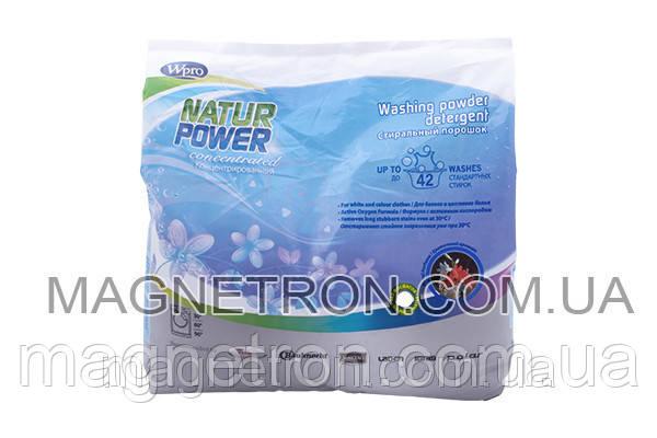 Концентрированный стиральный порошок WPRO NATUR POWER Whirlpool 484000000209, фото 2