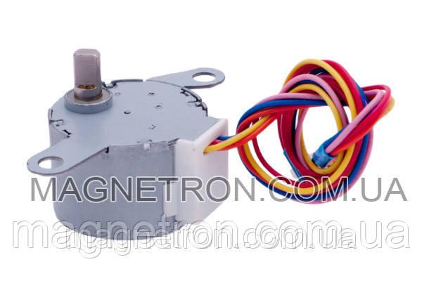 Мотор шаговый тяги шторок для кондиционера MP2835 12V