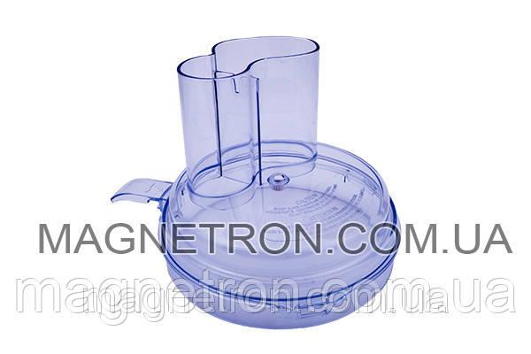 Крышка основной чаши XF930201 для кухонных комбайнов Moulinex MS-5A07890, фото 2