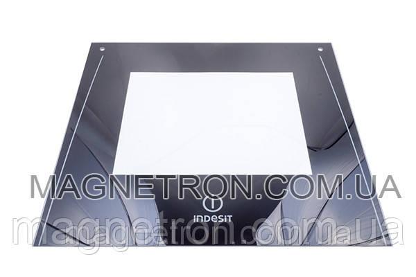 Наружное стекло двери для духовки Indesit C00286727, фото 2