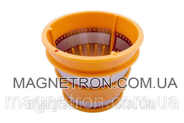 Сито (мелкое) для соковыжималок Zelmer JP1500 12000137, фото 2
