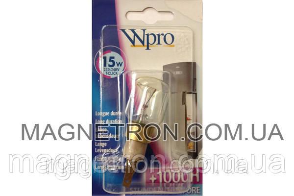Лампа внутреннего освещения для холодильников Whirlpool 15W T25 481281728445, фото 2