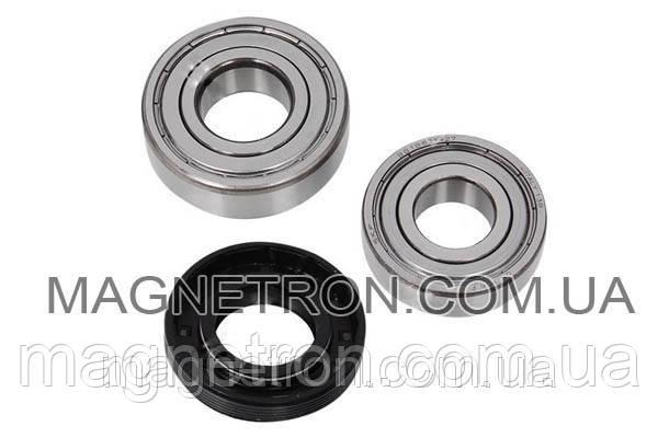 Комплект подшипников для стиральной машины Indesit, Ariston C00090555, фото 2