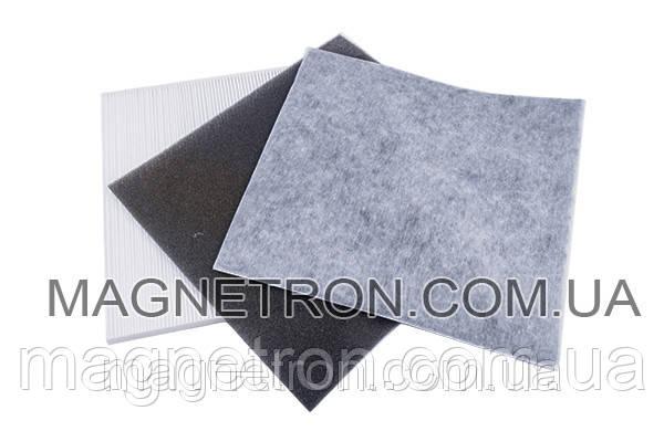 Набор фильтров для очистителя воздуха DeLonghi 5537000900, фото 2