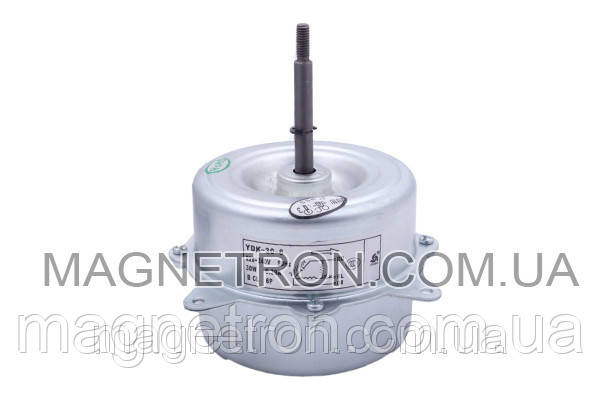 Мотор вентилятора наружного блока для кондиционера Beko YDK-30-6 9197600091, фото 2