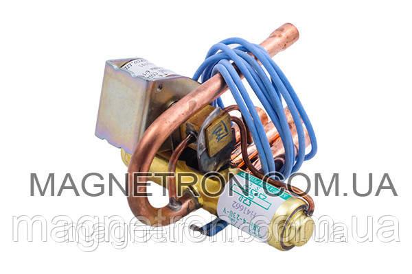 4-х ходовой клапан + электромагнитная катушка для кондиционеров SHF-4-23U-V (7,9,12), фото 2