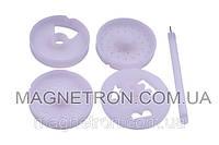 Насадки для макаронных изделий к мясорубке Zelmer NR5 ZMM1105X (86.2720) 12001096