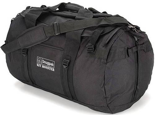 Большая дорожная сумка на 120 л. Snugpak Kit Мonster, 1268.12.51 оливковая, 1568.10.36 черная