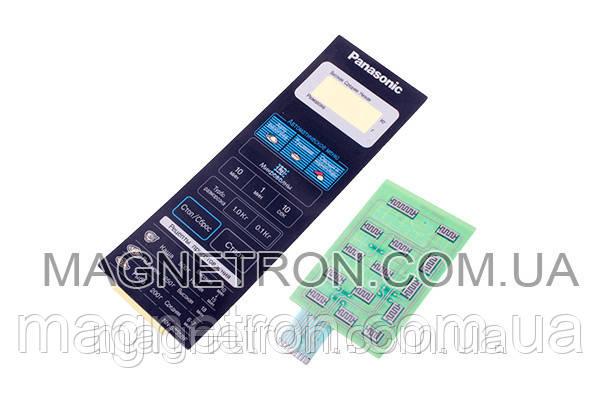 Сенсорная панель управления для СВЧ печи Panasonic NN-S235BF F630Y6S20BZP, фото 2