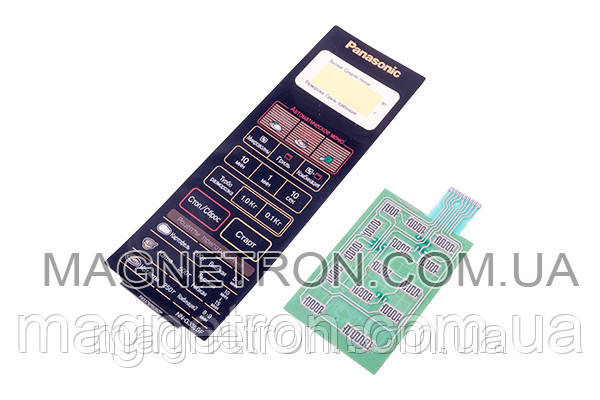 Сенсорная панель управления для СВЧ печи Panasonic NN-G335BF F630Y6R60BZP