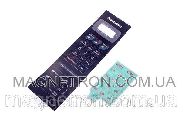 Сенсорная панель управления для СВЧ печи Panasonic NN-GX36BF F630Y6X00BZP, фото 2