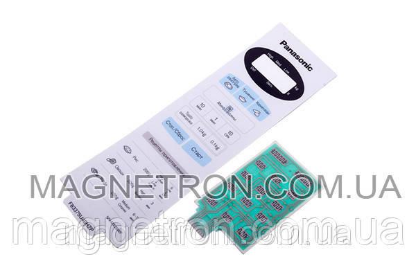 Сенсорная панель управления для СВЧ печи Panasonic NN-MX26WF F630Y5U40HZP, фото 2