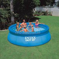 Intex 28144 (366х91 см.) Надувной бассейн Intex Easy Set Pool