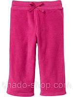 Детские флисовые штаны  Old Navy