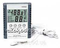 Цифровой термометр-гигрометр HC-520 с выносным датчиком