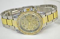 Новинка 2016 !! женские наручные часы ROLEX Diamonds Combi