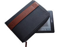 Чехол Amazon Zip Sleeve, Charcoal для Kindle 4/5, Touch, Paperwhite (53-000038)