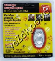 Портативный ультразвуковой отпугиватель насекомых и комаров Mosquito Repeller AO-110