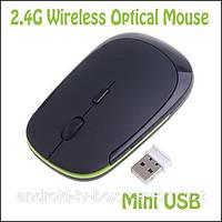 Беспроводная оптическая USB мышь для портативных и стационарных устройств