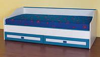 Детская кровать Твинс №1 (с ящиками) Сокме