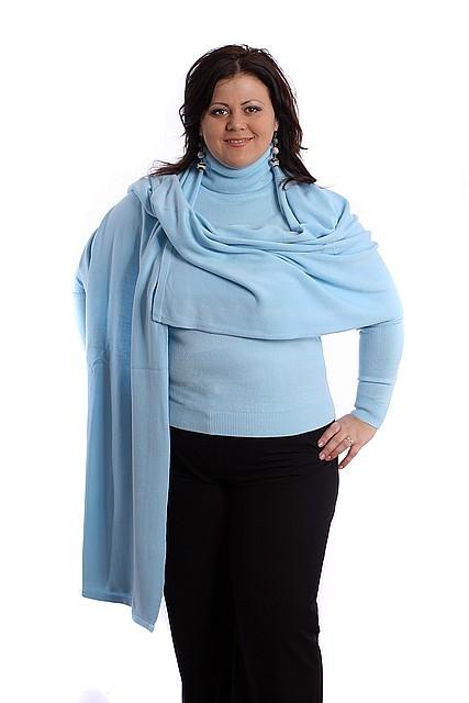 Купить женский свитер большого размера доставка