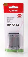 Аккумулятор CANON BP-511A Premium Li-Ion для Canon 20d 30d 40d 50d